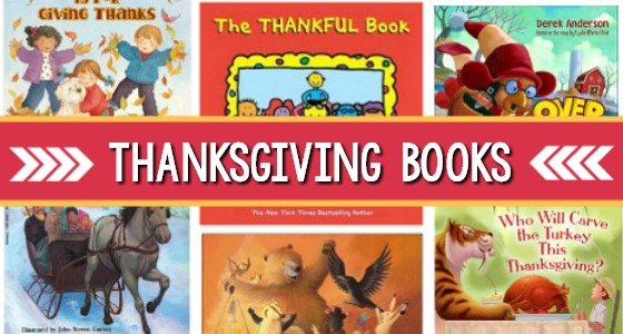 Top 10 Thanksgiving Books for Preschool