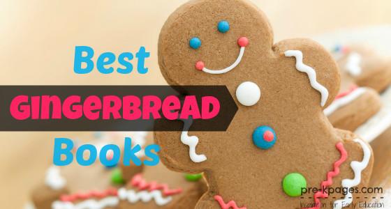 Best Gingerbread Books for Preschool and Kindergarten