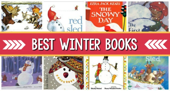 10 Best Winter Books For Preschoolers