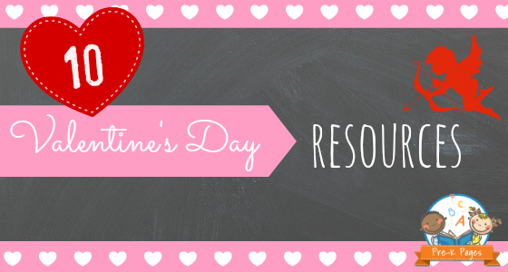 10 Valentine's Day Preschool Activities