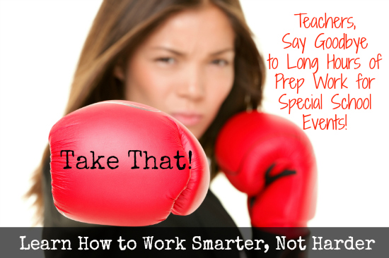 How to Save Time Planning for Family Literacy Night. Work Smarter, Not Harder!