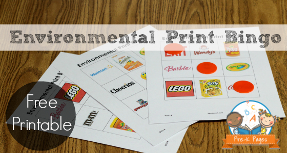 graphic relating to Printable Environmental Print named Environmental Print Bingo