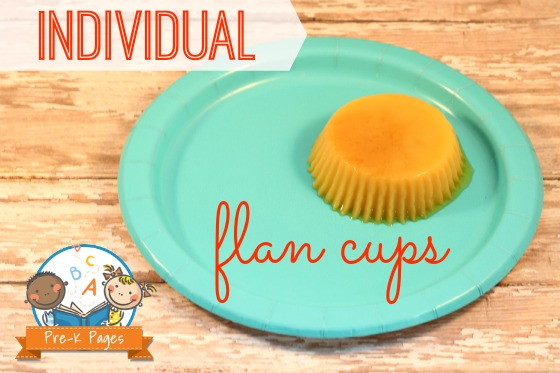 Mini Flan Cups