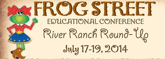 Frog Street Splash Educational Conference for #preschool #kindergarten and first grade teachers