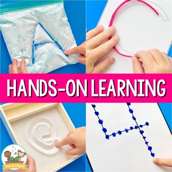 Hands On Activities for Preschool
