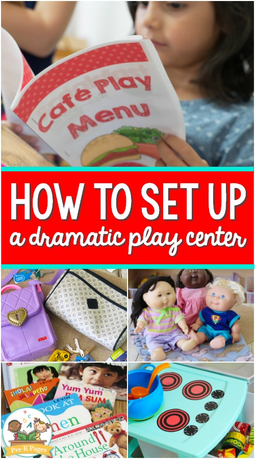 How to Set Up a Dramatic Play Center