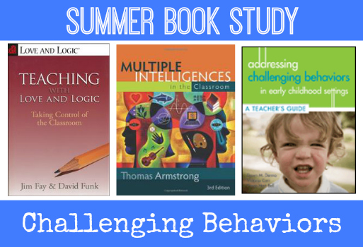 Summer Book Study Books