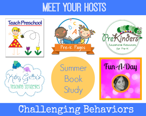 Challenging Behaviors Book Study Hosts