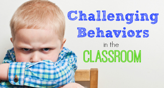 Summer Book Study: Challenging Behaviors