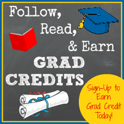 Follow, Read and Earn Grad Credits Book Study