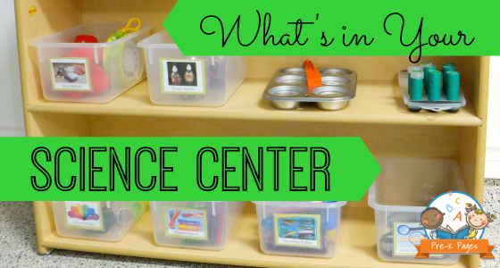 How to Set Up a Science Center in Preschool