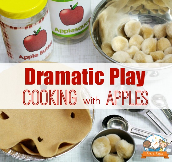 Apple Activities for Preschool and Kindergarten
