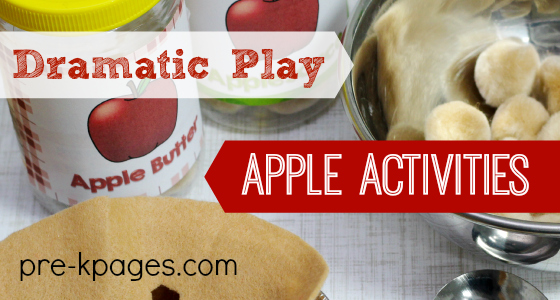 Apple Orchard Dramatic Play Activities