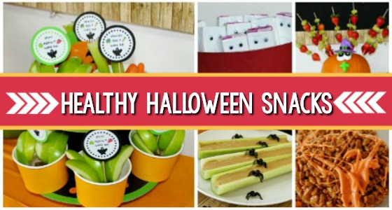 Halloween Party Snacks For School