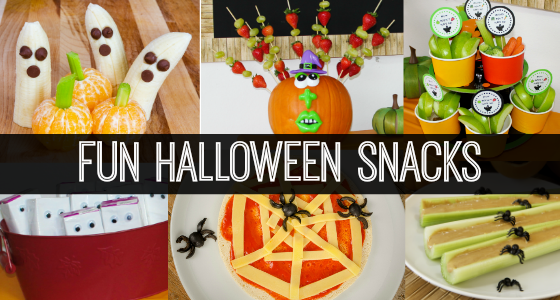 Classroom Ideas For Halloween Party ~ Classroom halloween party snacks