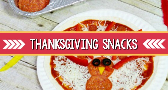 Classroom Recipes: Thanksgiving Snacks Featuring Turkeys