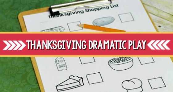Thanksgiving Dramatic Play