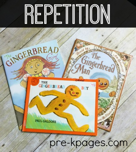 Repetition of Read Alouds in Preschool