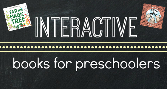 Interactive Books for Preschoolers