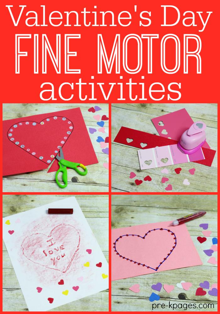 valentine fine motor activities for preschoolers. Black Bedroom Furniture Sets. Home Design Ideas