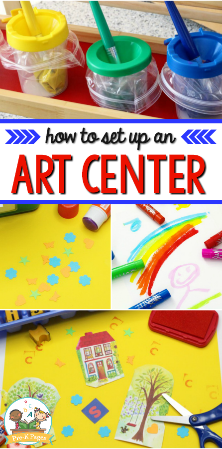 How to Set Up an Art Center