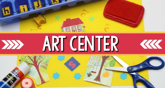 Set Up Your Preschool Classroom Art Area