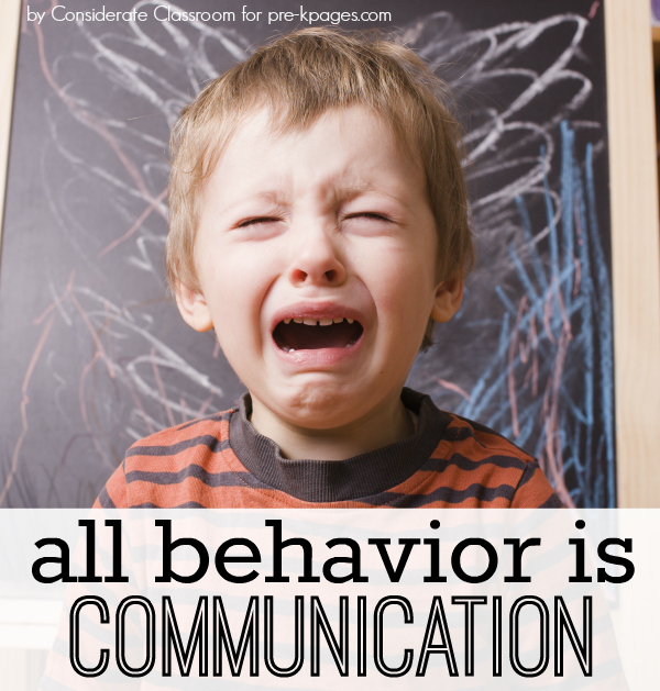 behavior-is-communication