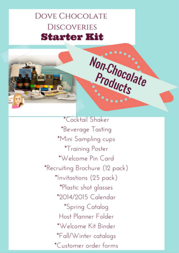Dove Non Chocolate Products