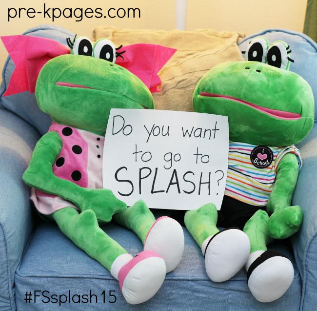 Frog Street Splash 2015 Giveaway