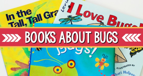Bug Books For Preschoolers