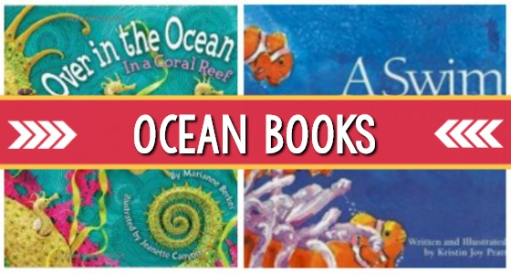 Ocean Picture Books for Preschool