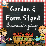 Garden and Farm Stand Dramatic Play Printables