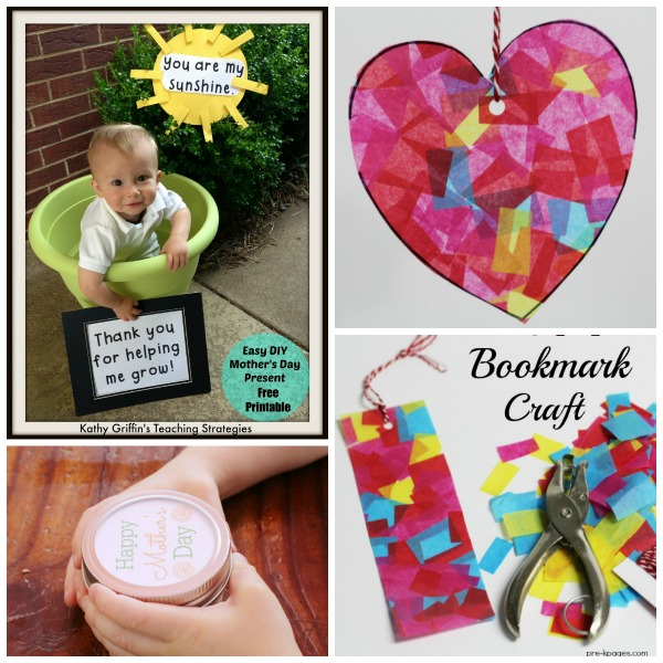 Mother S Day Gifts Kids Can Make