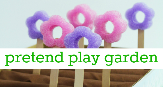 Pretend Play Garden