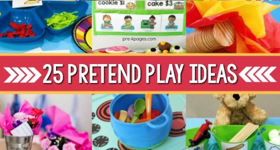25 Dramatic Play Themes for Preschool