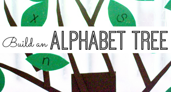 Build an Alphabet Tree