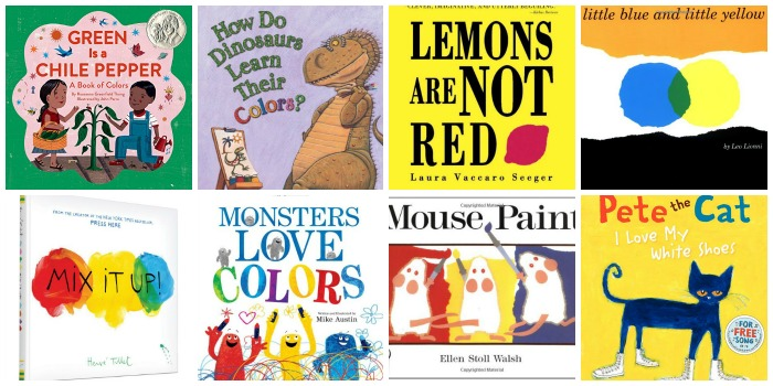 Color Books for Preschool