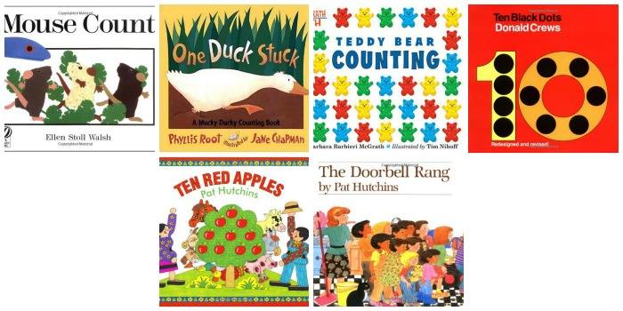Math Picture Books For Preschool