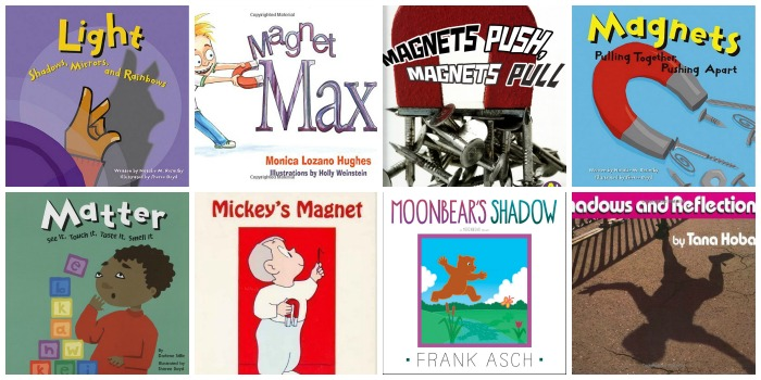 Books About Magnets for Preschool