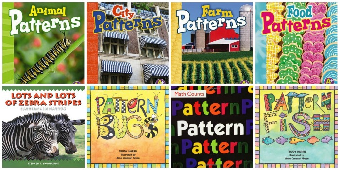 Pattern Books for Preschool