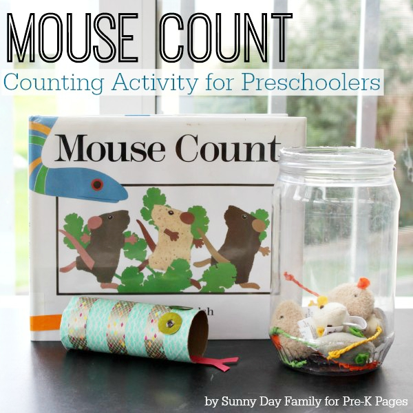 counting activity for preschoolers
