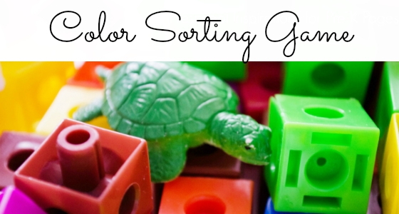 Sort It Out: Color Sorting Game