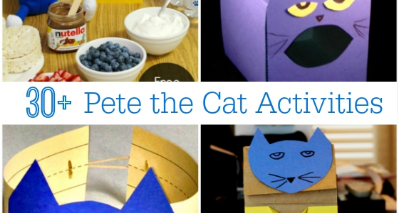 Pete the Cat Activities