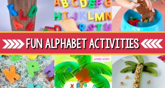 fun alphabet activities