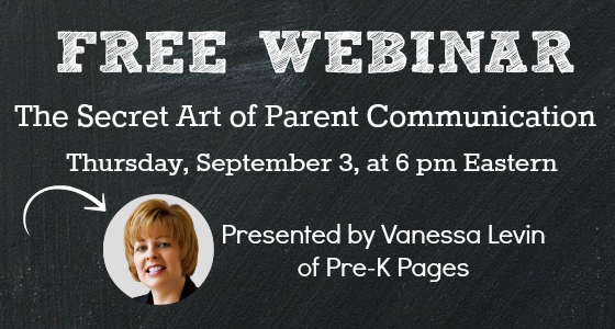 Parent Communication Webinar