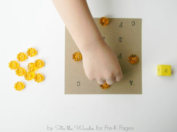 ABC Pumpkin Patch cover letters