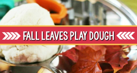 Fall Playdough Activity