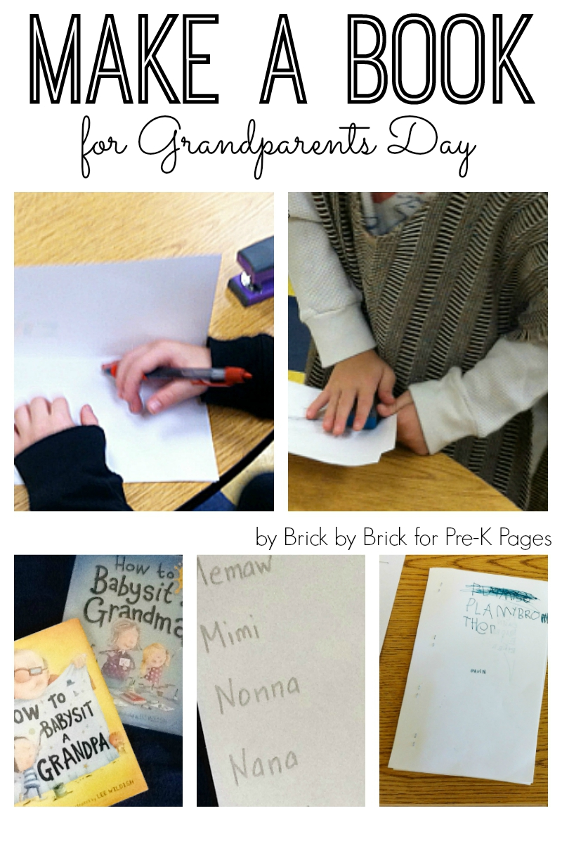 book for grandparents day