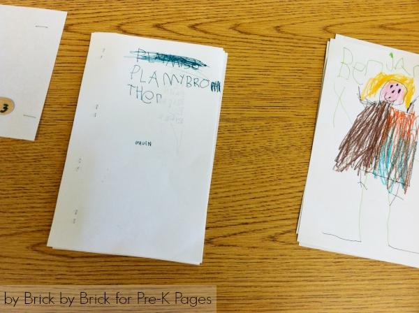 homemade family books