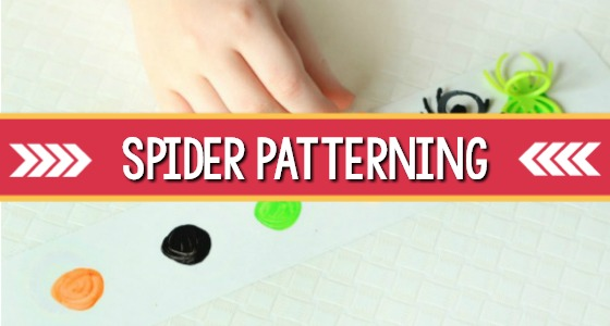 Making Patterns with Spiders